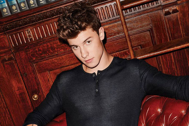 Shawn Mendes, Shawn Mendes Billboard Magazine