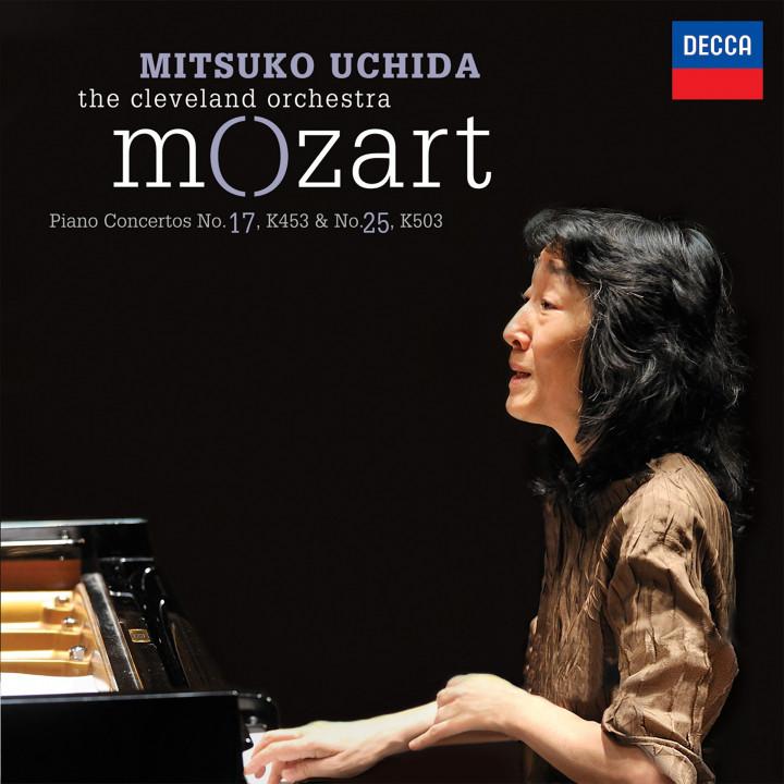 Mitsuko Uchida - Mozart Piano Concertos 17, 25