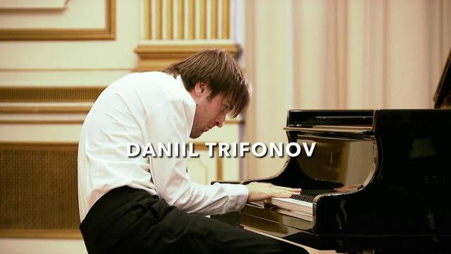 Daniil Trifonov, Franz Liszt – Transcendental Etudes, No.4 in D minor Mazeppa