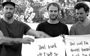 Sportfreunde Stiller, Das Geschenk: Sportfreunde Stiller veröffentlichen neue Single vom Album Sturm & Stille