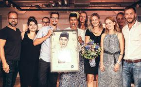 Imany, Auszeichnung für Don't Be So Shy im Filatov & Karas Remix: Imany erhält Platin-Award