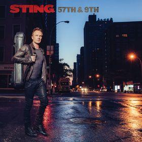 Sting, 57th & 9th, 00602557174502