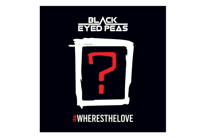 Black Eyed Peas Where is the love 2016