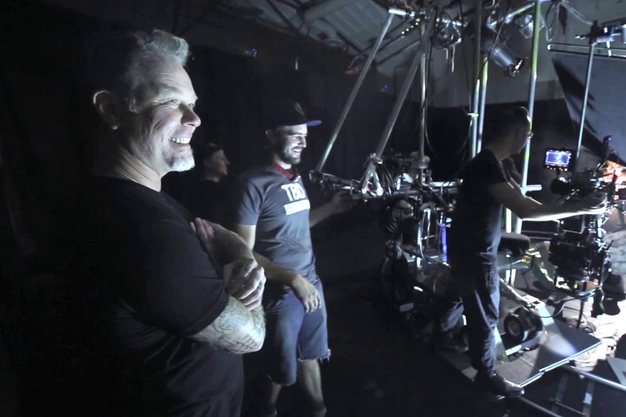 Metallica, Hardwired (Making Of Video)