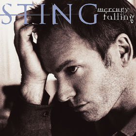 Sting, Mercury Falling, 00731454048613