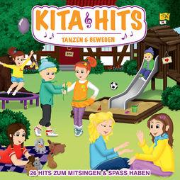 Various Artists, Die Kita-Hits: Tanzen & ..., 00600753735282