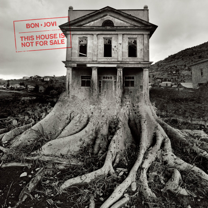 Bon Jovi - This House Is Not For Sale - Cover