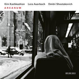 Kim Kashkashian, Arcanum, 00028948123223