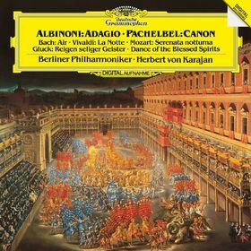 Die Berliner Philharmoniker, Albinoni / Vivaldi / J.S. Bach / Mozart, 00028947963363