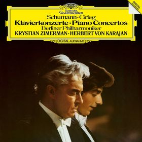 Krystian Zimerman, Schumann / Grieg: Piano Concertos, 00028947963349