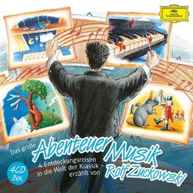 Diverse Künstler, Das große Abenteuer Musik, 00028947966555