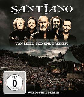 Santiano, Von Liebe, Tod und Freiheit - Live, 00602557012033