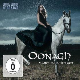 Oonagh, Märchen enden gut (Deluxe Edt.), 00602557022612