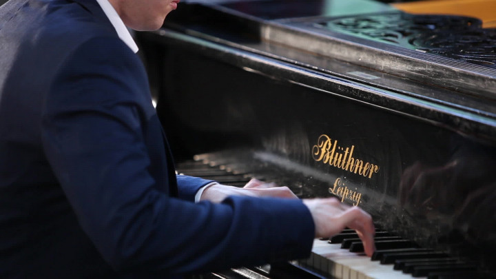 Mendelssohn - Präludium & Fuge in F-moll, Op. 35 No. 5 - 2. Fuge