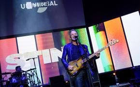 Sting, Sting in Berlin - Live und im Interview beim Universal Music Inside Event