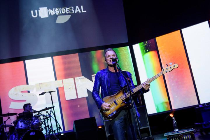 Sting Live, Universal Inside 2016