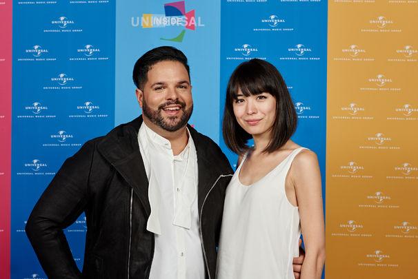 Alice Sara Ott, Alice Sara Ott und Fernando Varela brillieren auf der Universal Inside 2016