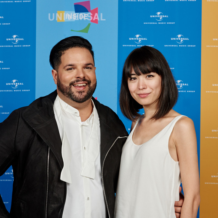 Fernando Varela, Alice Sara Ott, Universal Inside 2016