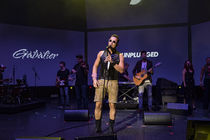 Andreas Gabalier und 257ers performen live Hulapalu