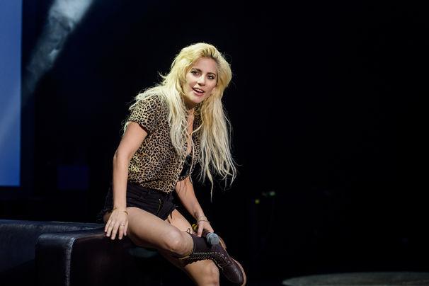 Lady Gaga, Lady Gaga in Berlin – beim Universal Music Inside Event