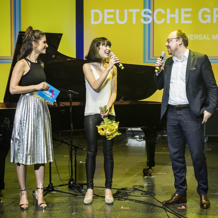Sandra Rieß, Alice Sara Ott, Clemens Trautmann, Universal Inside 2016