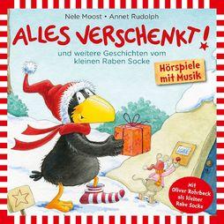 Kleiner Rabe Socke, Alles verschenkt!, 00602557130447