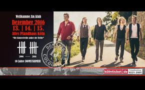 Domstürmer, Drei exklusive Konzertabende der Domstürmer im Dezember