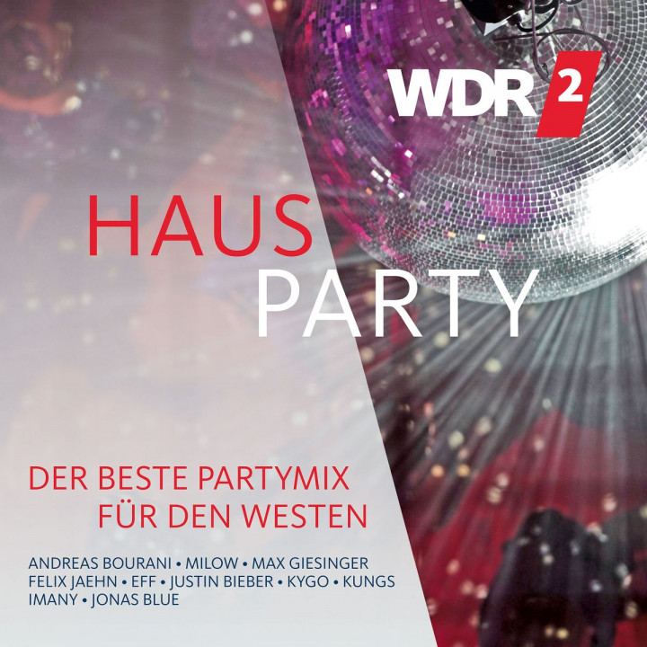 WDR2 Hausparty
