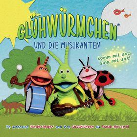 Glühwürmchen und die Musikanten, Komm mit und sing mit uns (Musik-Hörspiel), 00602557106954