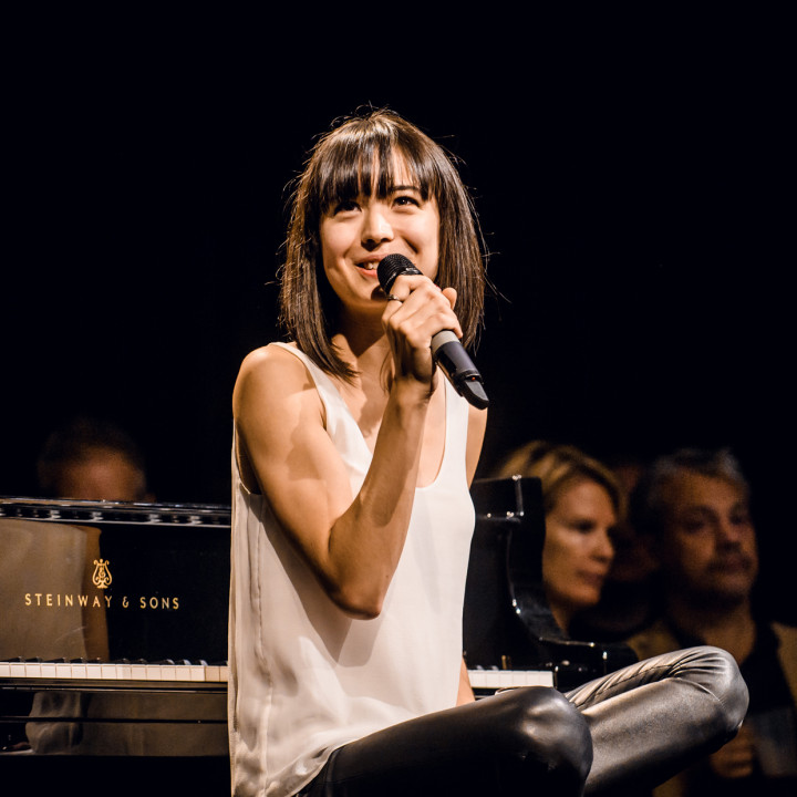 Alice Sara Ott, Yellow Lounge