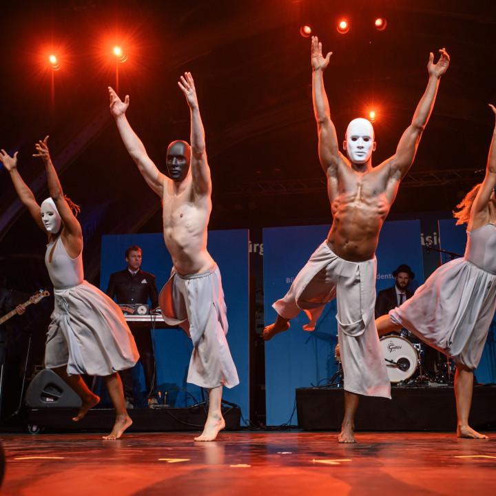 Matthias Arfmann presents Ballet Jeunesse @ Bürgerfest 2016