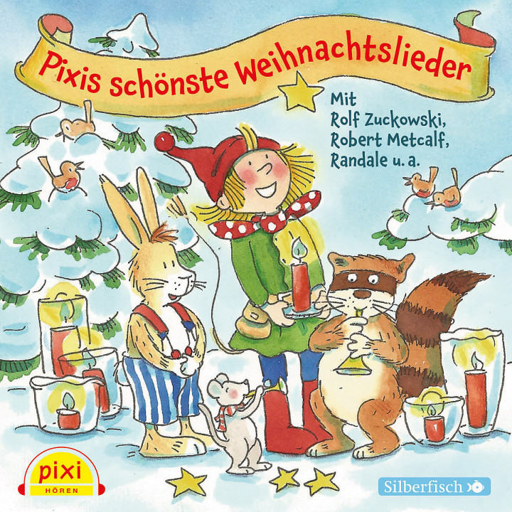 Pixis schönste Weihnachtslieder