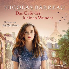 Various Artists, Nicolas Barreau: Das Café der kleinen Wunder, 09783869523361