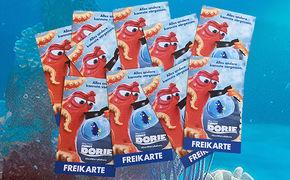Findet Dorie, Gewinnt 5x2 Freikarten für Findet Dorie