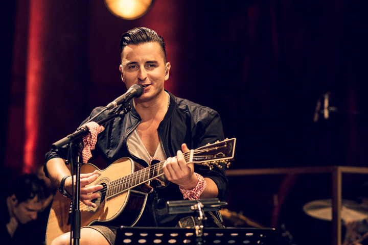 Gabalier MTV Unplugged Webgrafik