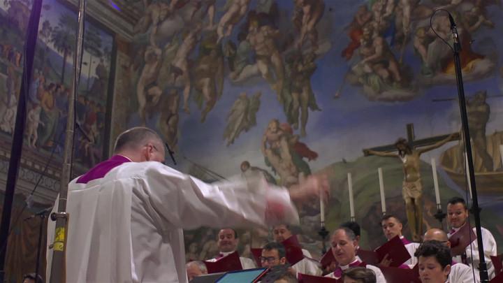 Palestrina - Ad Te Levavi Oculos Meos