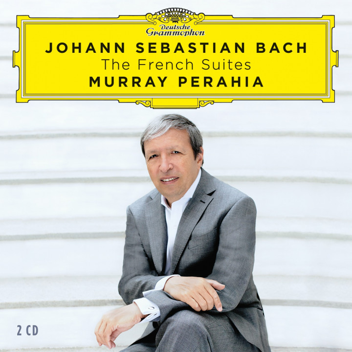 028947965657 Murray Perahia Bach French Suites