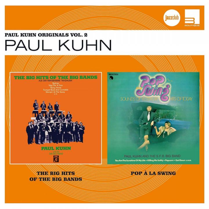 Paul Kuhn Originals Vol. 2 (Jazz Club)