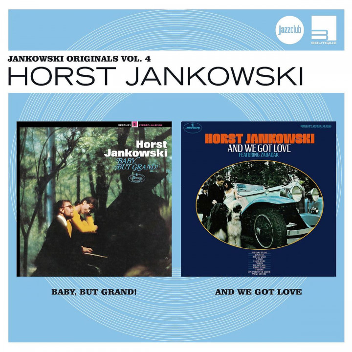 Jankowski Originals Vol. 4 (Jazz Club)
