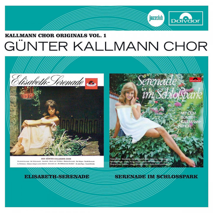Kallmann Choir Originals Vol. 1 (Jazz Club)