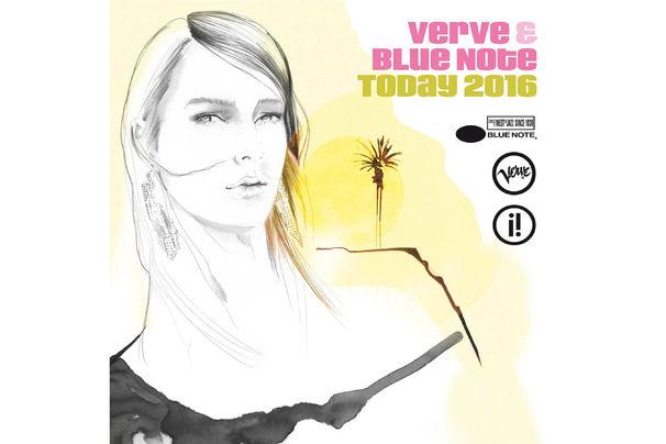 Various Artists, Verve & Blue Note Today 2016 – Jazz-Labels präsentieren Neuheiten