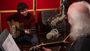 David Crosby, Lighthouse (Behind The Scenes)