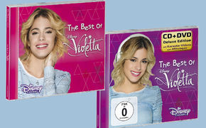 Violetta, Die größten Hits von Violetta auf einer CD