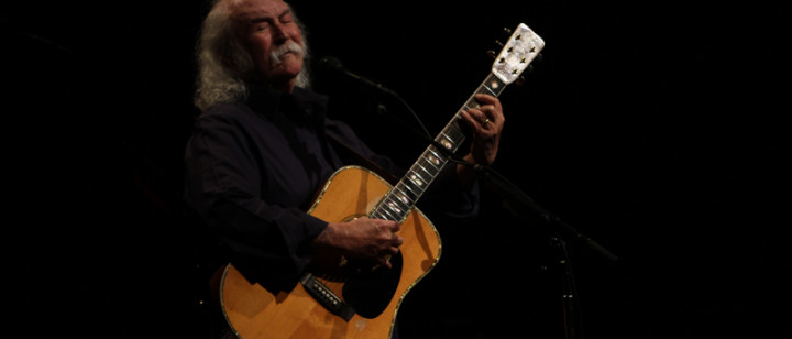 David Crosby - Lighthouse - Banner