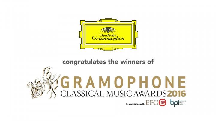 Daniil Trifonov & Andris Nelsons - Gramophone Award 2016