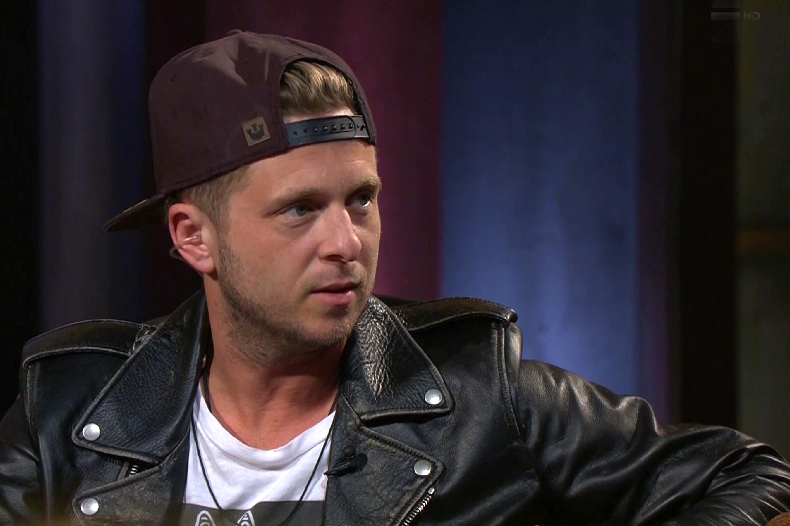 OneRepublic, Ryan Tedder bei Circus HalliGalli