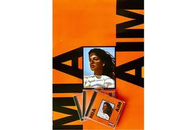 M.I.A., AIM: Gewinnt das neue Album von M.I.A. und das passende Poster