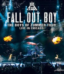 Fall Out Boy, Fall Out Boy präsentieren ihre neue Live-DVD Boys Of Zummer Live in Chicago am 21. Oktober