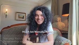 Nemanja Radulovic, Beziehung zu Bach und der Musik auf dem Album