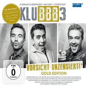 KLUBBB3, Vorsicht unzensiert!, 00602557192414